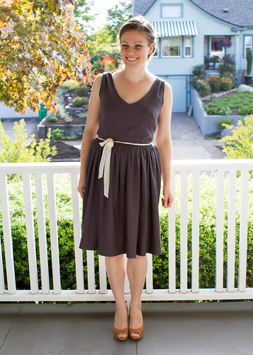 ristretto dress tutorial | by skirt_as_top