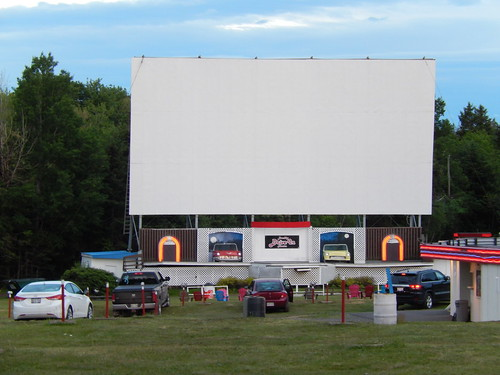 Brackley Beach Drive In Theatre - 1