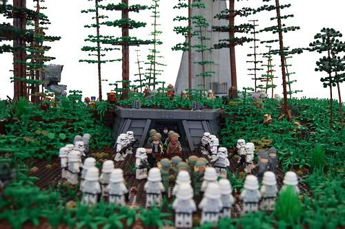 Battle of Endor 6/10 Bunker