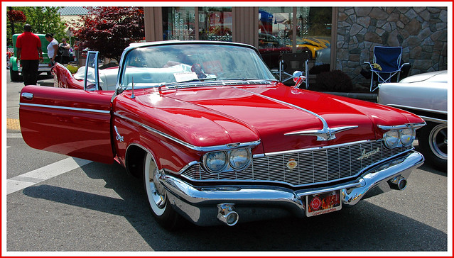 1960 Chrysler Crown Imperial Convertible
