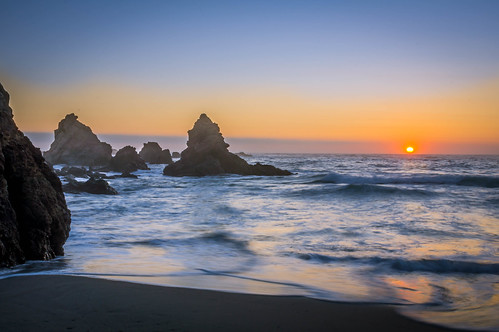 ocean california sunset sky seascape color outdoors lights landscapes ngc ocaso longexposurephotography sonya580 ligthroom5