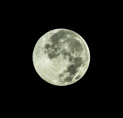 moon full lunar