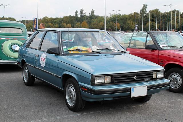 Renault Alliance L Hatchback 1987