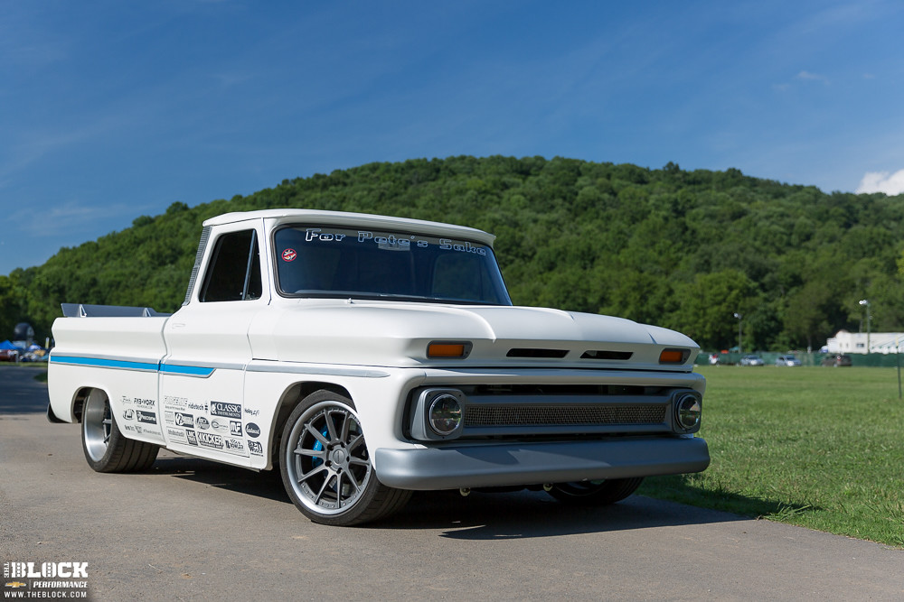 James Otto S For Pete S Sake 1966 Chevy C10 Pro Touring Flickr