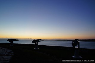 Saluting Batteries at North Head | by Benjamin Beck