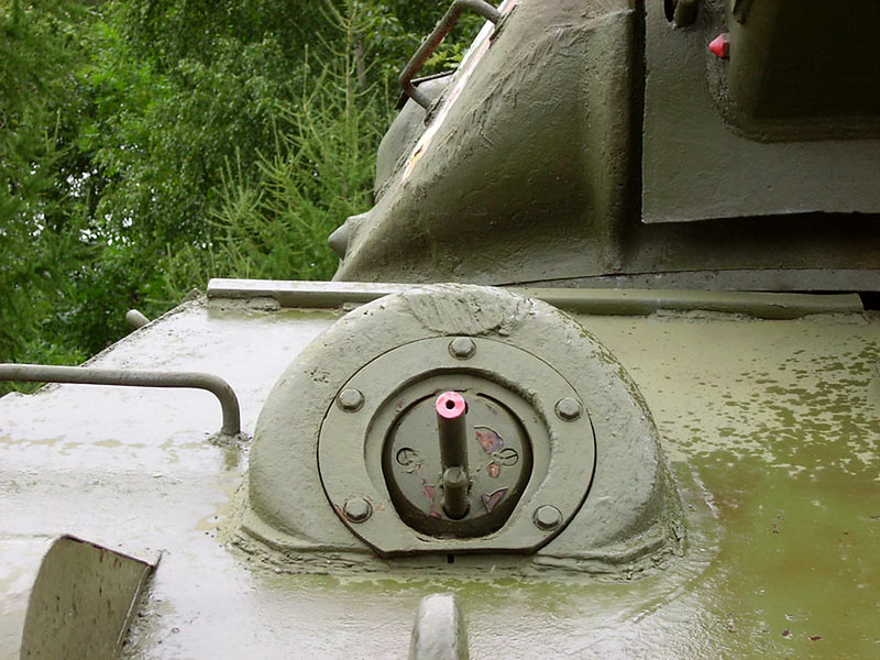 Т-34 76 Модель 1941 Года (6)