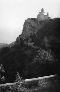 Oppstandelseskirken ved Foros på Krimhalvøya (1935)