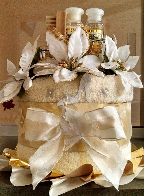 1 Tier Spa cake
