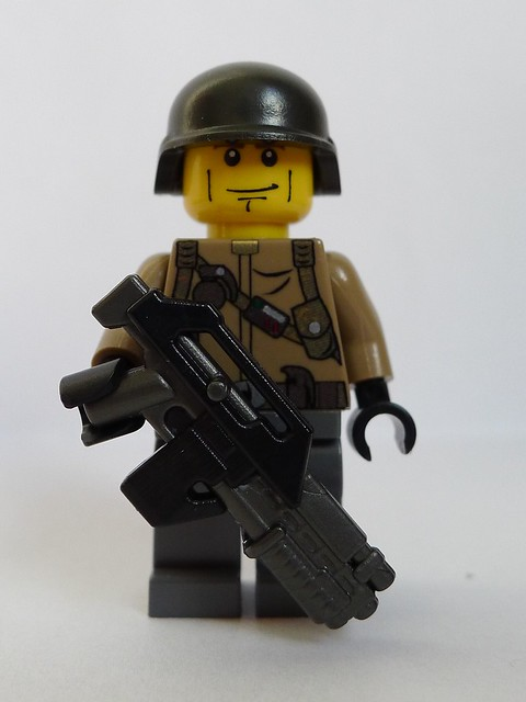 BrickArms Colonial Marine - Updated