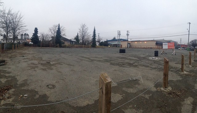 Empty Lot (Formerly a Husky Gas Station)