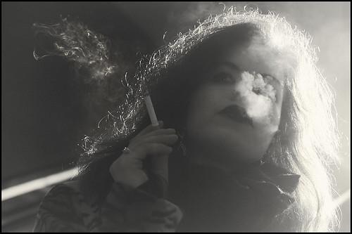 smokin hell | by andrè t.
