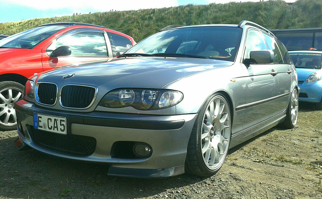 Bmw 3 Series E46 Touring Tuned Mostlycarphoto S Flickr