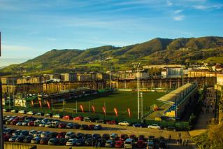 Estadio Hermanos LLana   by pedalinpitu