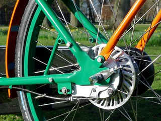 WorkCycles-Kr8-Green-Orange 6 | by @WorkCycles