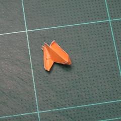 วิธีทำโมเดลกระดาษตุ้กตา คุกกี้รสราชินีสเก็ตลีลา จากเกมส์คุกกี้รัน (LINE Cookie Run Skating Queen Cookie Papercraft Model) 015