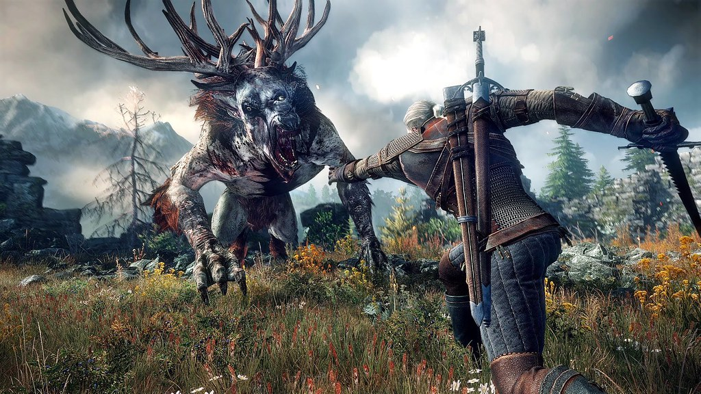 Witcher 3: Wild Hunt Drops Gameplay Glimpse