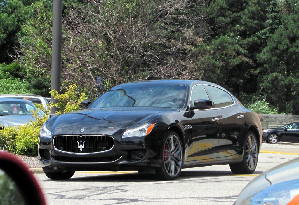Test Drive. | Maserati Quattroporte GTS (VI) - Pepper Pike ...