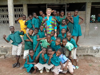 My class in Ghana | by charlie cars