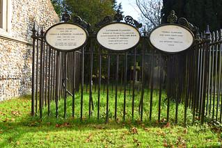 Clarkson graves