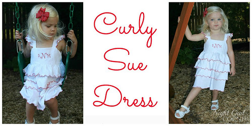 Curly Sue Dress