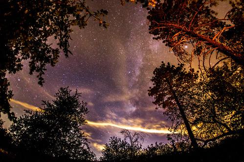 galaxy astronomy milkyway vialactea cuyamacaranchostatepark cuyamacajuliancaliforniaunitedstates