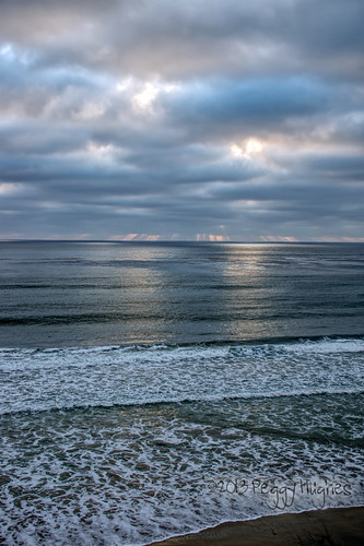 ocean california blue sunset sea sky seascape vertical clouds landscape sand dusk relaxing scenic dramatic serene peggy carlsbad ©allrightsreserved southcarlsbadstatebeach ©peggyhughes