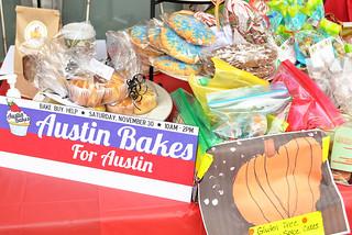 Austin Bakes for Austin