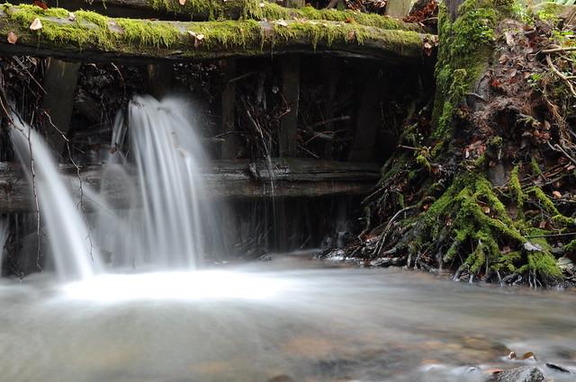 Water cascade I