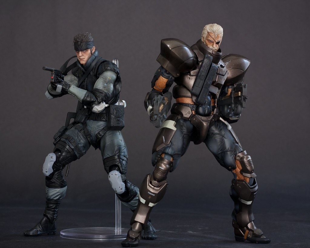 OBD Wiki - Character Profile - Solidus Snake