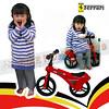 117-138-FERRARI-F-08-法拉利鋁製兒童滑步車紅
