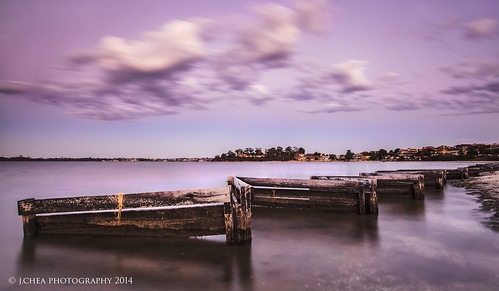 longexposure sunset detail clouds canon reflections landscapes twilight jetty perth westernaustralia foreground waterscape applecross movingclouds leefilter canoneos5dmarkii jeromechea jcheaphotography canonef1740mmf40llens leegraduatedneutraldensityfilter twilightserenity