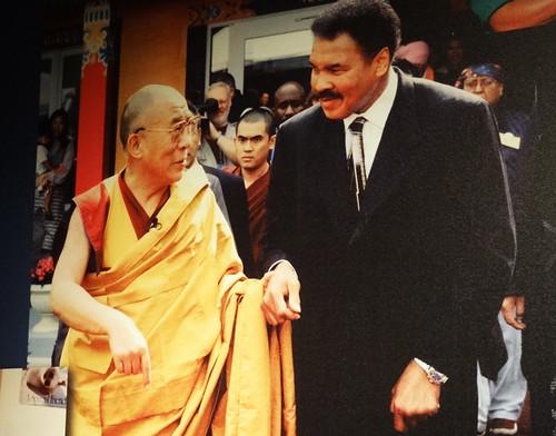 dalai-lama-muhammad-ali   by quirkytravelguy