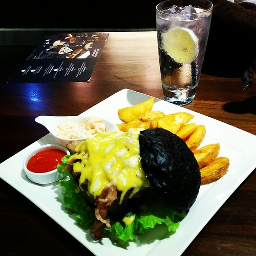 Blacklisted burger | by grahamhills