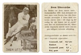 Sven Utterström (1901 - 1979)