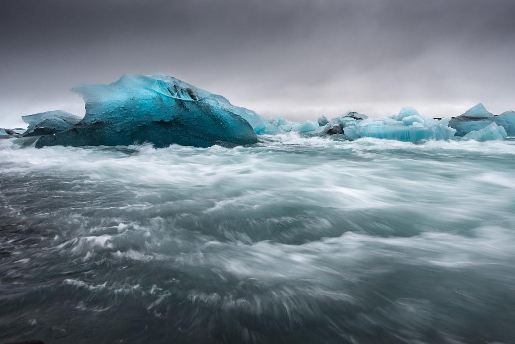 Icelandic heavy rain