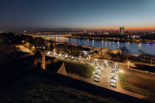Kalemegdan lights... | by mesanac76