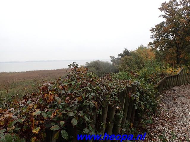 2016-11-09  Gooimeer tocht   25 KM   (55)
