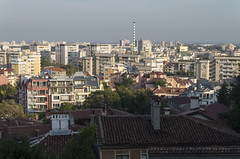 View over Plovdiv, 16.09.2015.