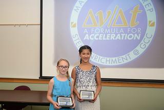 Mon, 07/18/2016 - 15:46 - MSP scholarship winners, Katarina Luker and Anna Slenker from Alexander Central School District