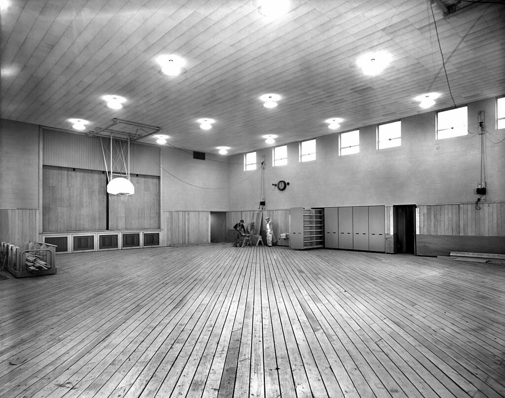 Elementary School Neighborhood 11 1949 Oak Ridge | 5764-4 DO