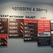 New Bohemia Signs: Menus