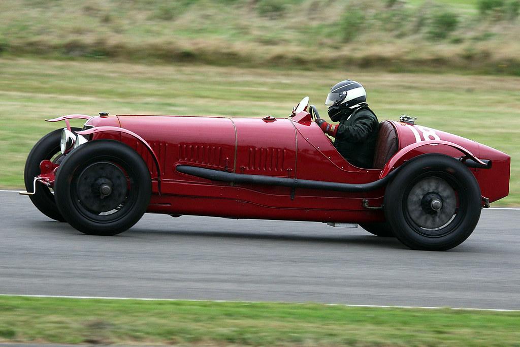 00243 Brooklands Trophy #18 Maserati Tipo 26M 1931 Julian …   Flickr