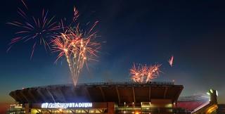 FirstEnergy Stadium Fireworks | by ErikDrostPhoto