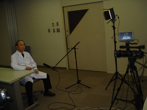 Dr. Tsuda interivew 2012 - Japan | by Eric Merola