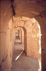Resafa - Internal wall walkway