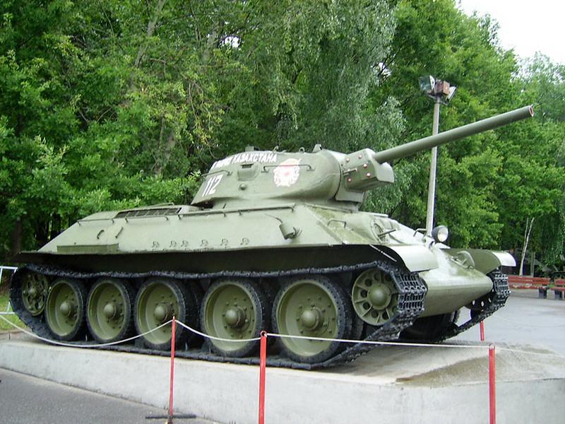 Т-34 76 Модель 1941 Года (1)