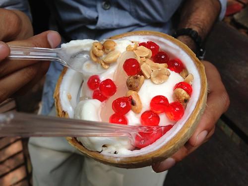 This ice cream tastes like deception. | by juliacsmith
