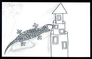 Bayat - Drawing 51-60-15