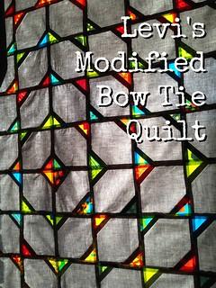 Levi's Quilt Title | by Sarah.WV