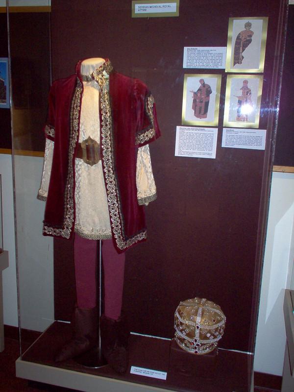 8 Centuries of Monastery Zica – July 17, 2006 – October 27, 2006